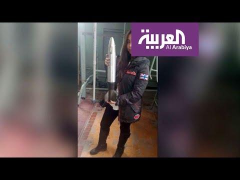 صوت الإمارات - شاهد فتاة مصرية تقتحم مجال الفضاء