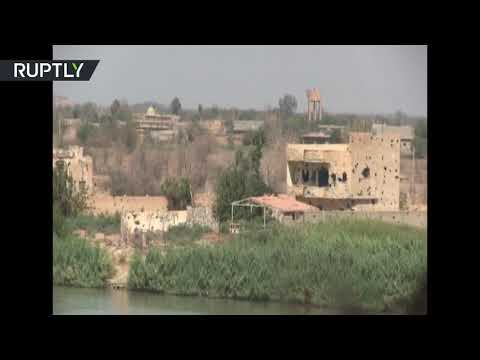 صوت الإمارات - شاهد المواجهات التي خاضها الجيش السوري لاستعادة السيطرة على البغيلية