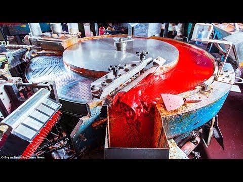 صوت الإمارات - شاهد جولة ممتعة داخل مصانع أقلام الرسوم الملوّنة