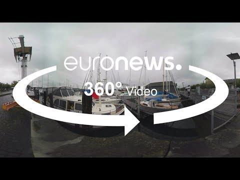 صوت الإمارات - شاهد تراجع الصيد في بحيرة كونستانس في ألمانيا