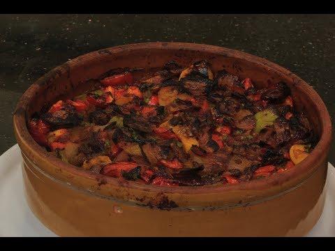 صوت الإمارات - شاهد طريقة إعداد وطهي طاجن السمك البياض
