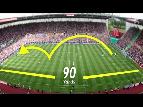صوت الإمارات - شاهد أفضل 10 أهداف أحرزهم حراس المرمى في تاريخ كرة القدم