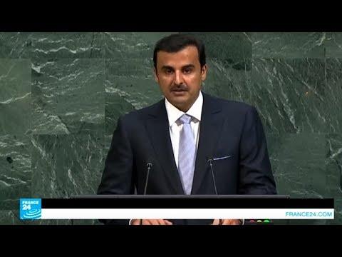 صوت الإمارات - شاهد أمير قطر يدعو لوقف العنف ضد أقلية الروهينغا وحمايتهم