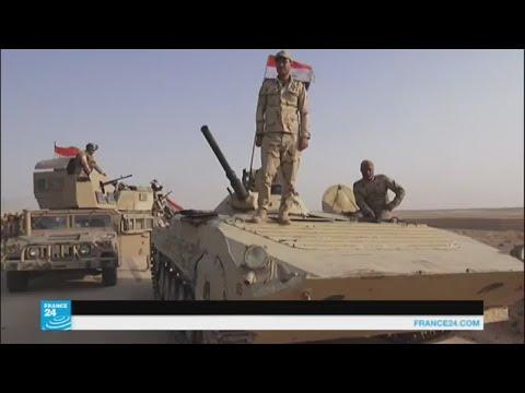 صوت الإمارات - شاهد القوات العراقية تبدأ عملية عسكرية لاستعادة قضاء عانة في الأنبار