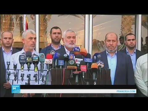 صوت الإمارات - شاهد إسماعيل هنية متمسك بالمصالحة الفلسطينية