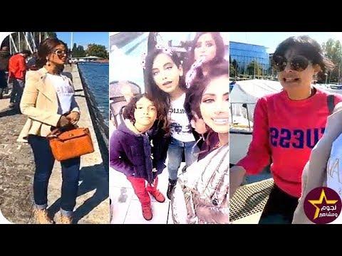 صوت الإمارات - شاهد شيلاء سبت تضحك بشكل كبير على صديقتها اللبنانية