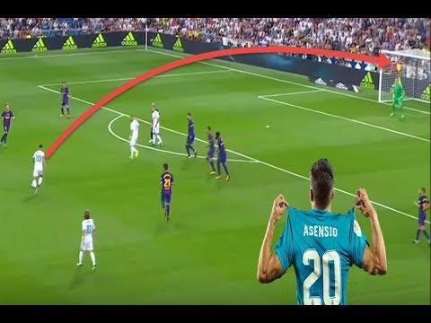 صوت الإمارات - شاهد السر وراء جنون الأندية على جوهرة ريال مدريد ماركو أسينسيو