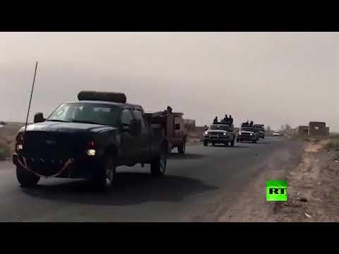 صوت الإمارات - شاهد الجيش العراقي يستكمل الصفحة الأولى من عملية تحرير الحويجة