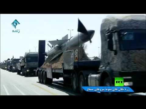 صوت الإمارات - شاهد إيران تكشف عن صاروخ باليستي جديد مداه 2000 كم