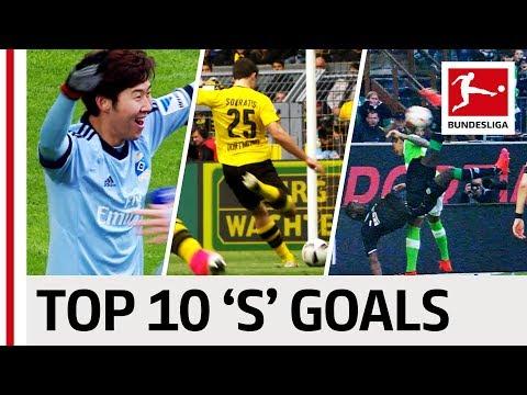 صوت الإمارات - شاهد بوندزليغا تنشر أفضل الأهداف للاعبين بحرف s
