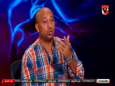 صوت الإمارات - بالفيديو  تحليل ياسر ريان لمباراة الأهلي والترجي التونسي