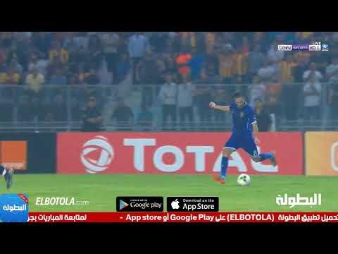 صوت الإمارات - شاهد هدف الأهلي الثاني في مرمى الترجي في أبطال أفريقيا