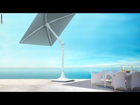صوت الإمارات - شاهد سان فلاور مظلة تتبع أشعة الشمس لتحميك منها