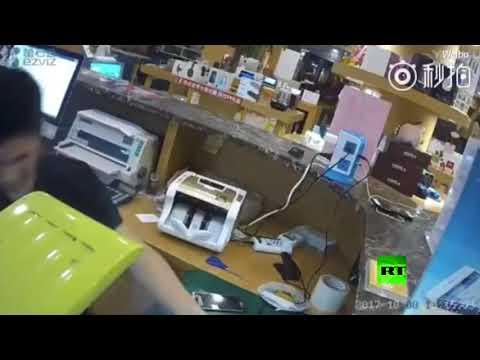 صوت الإمارات - شاهد لحظة انفجار هاتف آيفون جديد