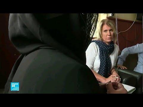 صوت الإمارات - شاهد قصة امرأة جلادة من تنظيم داعش