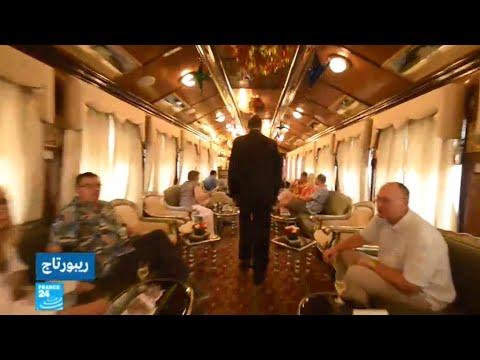 صوت الإمارات - شاهد قطار المهراجا الفاخر يفتح أبوابه أمام السائحين في راغستان