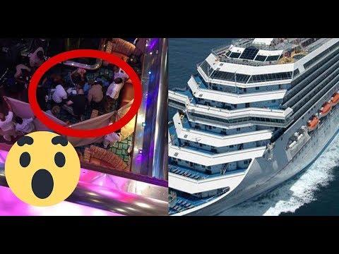 صوت الإمارات - مقتل طفلة بعد سقوطها من سفينة سياحية