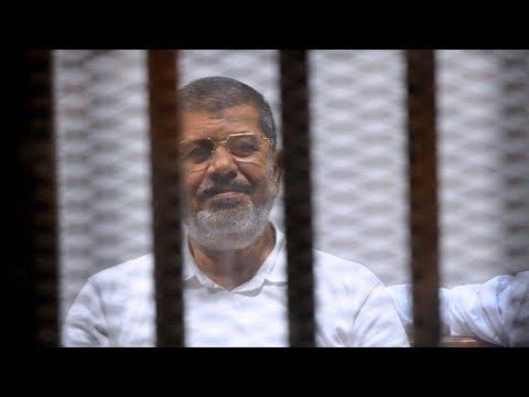 صوت الإمارات - شاهد العميد جمال دياب يؤكد أن محمد مرسي سجين يتم التعامل بشكل طبيعي