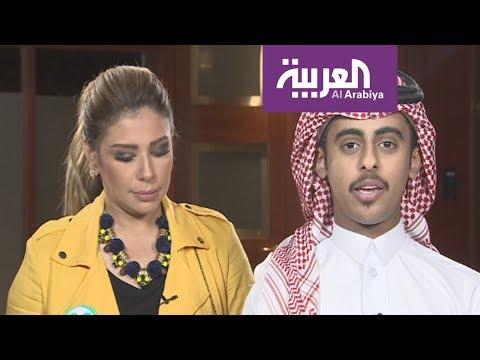 صوت الإمارات - شاهد 25 سؤالا مع الناشط السعودي عبد العزيز العقلا