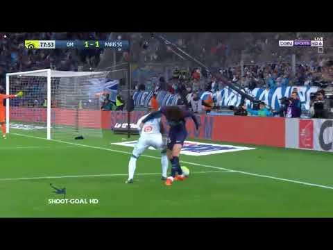 صوت الإمارات - شاهد  أهداف مباراة باريس سان جيرمان و مارسيليا 22 كاملة