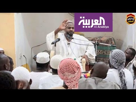 مزمل فقيري  داعية سوداني ينال شهرة في الخليج