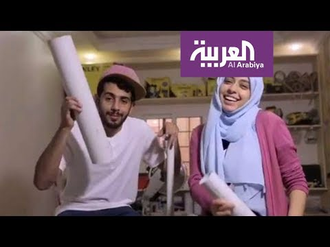 زوجان سعوديان يجذبان مئات الآلاف على انستغرام