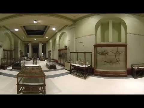 شاهد جولة في المتحف المصري بتقنية 360
