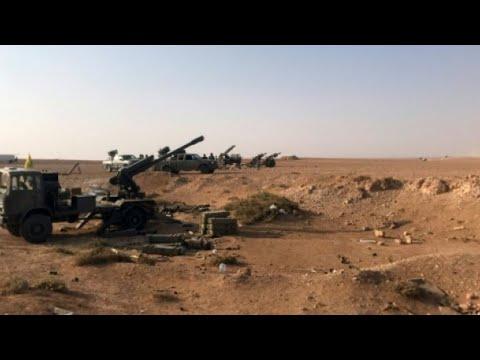 شاهد الجيش السوري يسيطر على مدينة البوكمال الاستراتيجية