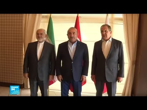 شاهد تناغم في المواقف الروسية  التركية  الإيرانية بشأن سورية