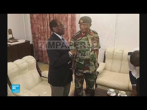 شاهد موغابي يناقش شروط رحيله عن السلطة