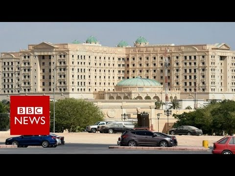 بالفيديو  مكان احتجاز المسؤولين السعوديين في