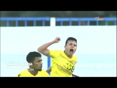 شاهد أهداف مباراة حتا والوصل
