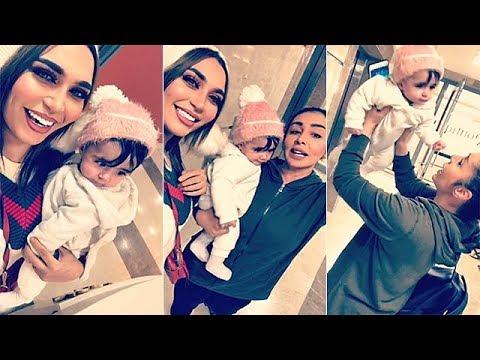 شاهد شيماء علي تحضن خلود الصغيرة وتخطبها لابنها