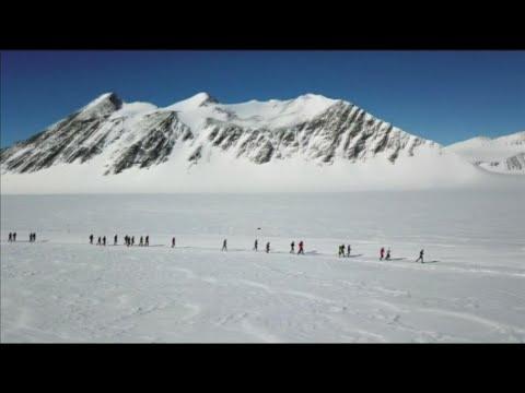 شاهد اكتشاف في القطب الجنوبي قد يثبت وجود الكائنات الفضائية