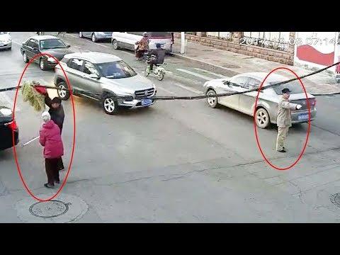 شاهد ملحمة رائعة للمسنين في الصين