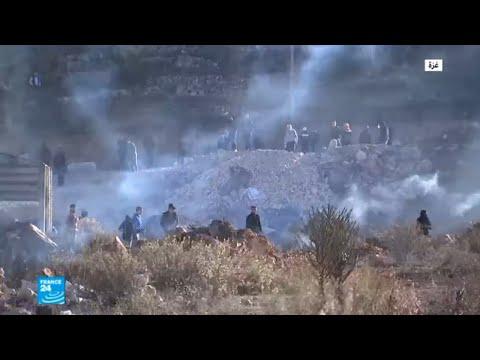 شاهد مداهمات عنيفة واعتقالات في الأراضي الفلسطينية