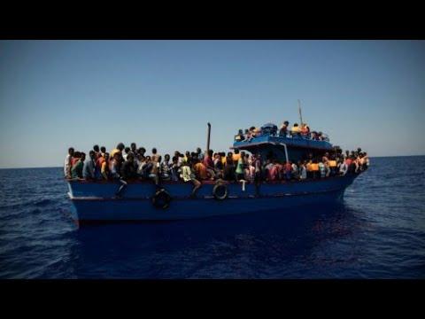 شاهد هل تورط الاتحاد الأوروبي في انتهاك حقوق المهاجرين في ليبيا