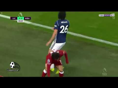 ملخص لمسات محمد صلاح ضد احمد حجازي في الدوري الإنجليزي