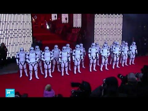 شاهد  الأميران وليام وهاري في فيلم حرب النجوم الجديد