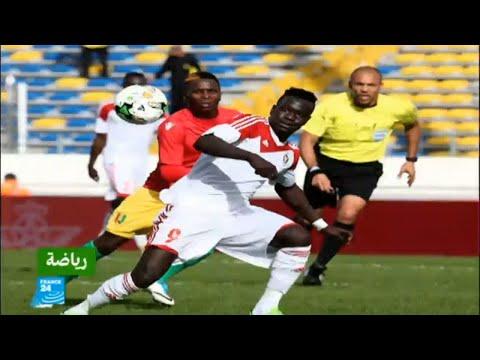 شاهد السودان يفوز على نظيره الغيني