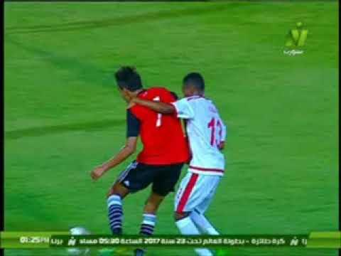 شاهد مهارات صانع ألعاب الأهلي الجديد محمد فخري
