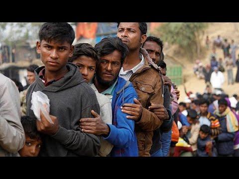 بالفيديو اتفاق بين بنغلاديش وميانمار لإنهاء عودة الروهينغا خلال عامين