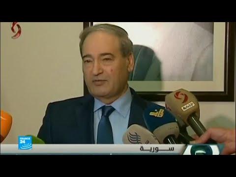 شاهد نائب وزير الخارجية السورية يحذر الأتراك بشأن عفرين