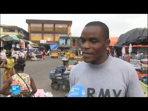 شاهد الشبان في ليبيريا ينتظرون الكثير من الرئيس الجديد