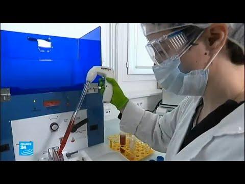 شاهد طريقة جديدة في تحليل الدم تكشف عن مرض السرطان قبل انتشاره