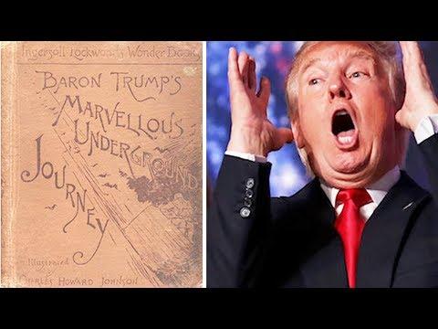 شاهد كتب قديمة تتنبأ بأن ترامب سيكون الرئيس الأخير