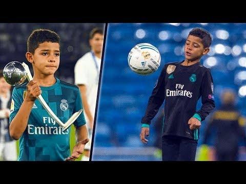 شاهد: كريستيانو جونيور وأفضل مهارات وأهداف 2018