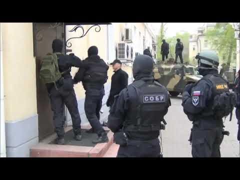 اقتحام القوات الخاصة لأحد أوكار تجار المخدرات