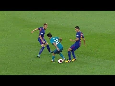 أجمل لقطات لاعبي ريال مدريد في كرة القدم