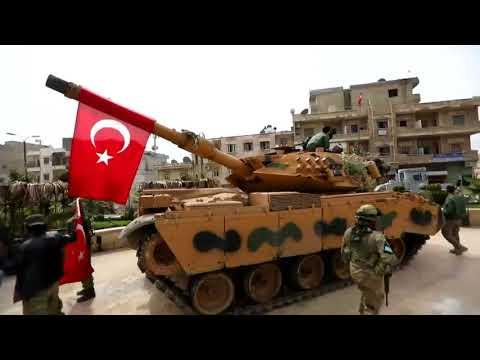 شاهد أردوغان يؤكد أن عملية عفرين ستمتد حتى سنجار